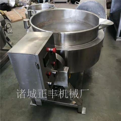 电加热夹层锅 蒸煮设备 节能环保