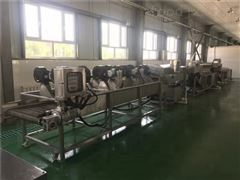 SDN-800净菜加工生产线