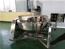 电加热可倾斜乳品夹层锅厂商制造