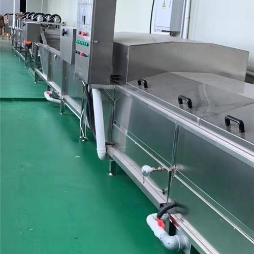 速冻玉米加工设备