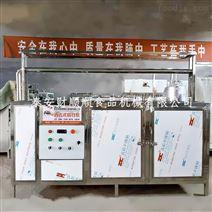 黄冈腐竹机生产厂家 财顺顺新能源油皮机