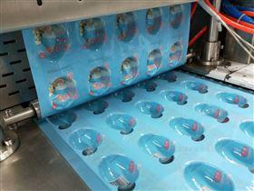 香糯玉米全自动拉伸膜真空包装机