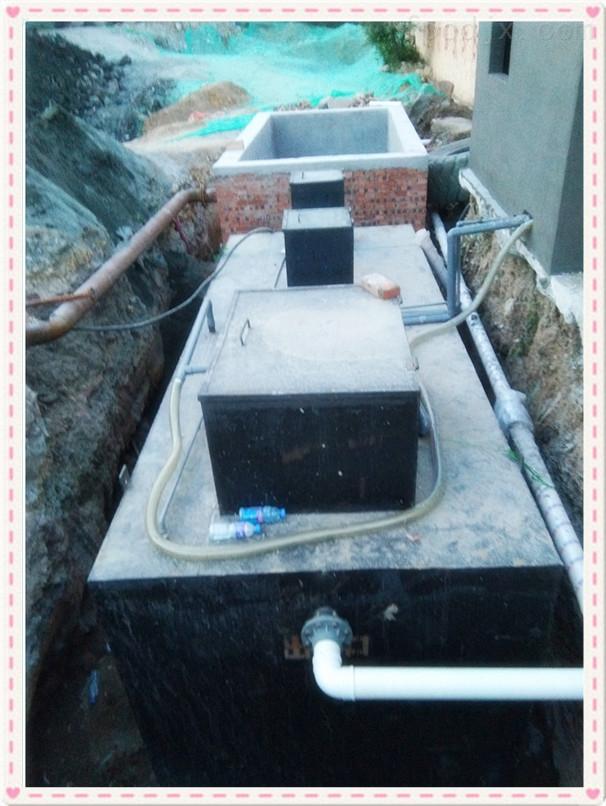 速冻水饺加工厂污水处理设备