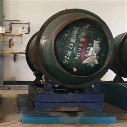 贵阳2000kg模拟量钢瓶秤 2.5t氯瓶电子称