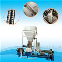 萤石球粘合剂变性淀粉膨化生产设备