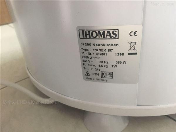 THOMAS 高速脱水机 776 SEL 202