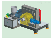 SSFM双转子热塑性塑料磨