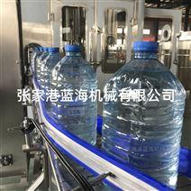 5加侖大桶純凈水三合一灌裝生產線