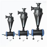 4寸离心过滤器圣大节水水肥一体化滴灌过滤