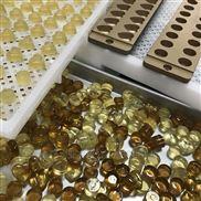 实验硬糖浇注机 小产量硬糖糖果设备 糖果机
