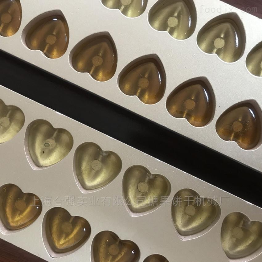 巧克力硬质糖果浇注生产线