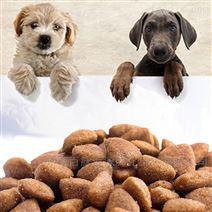 狗糧膨化機寵物食品生產線