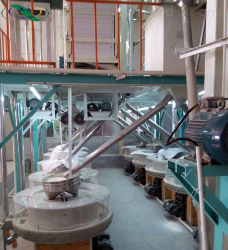 10-30T/D中小型石磨面粉厂