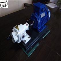 JHCB-3高精齒輪泵金海直銷