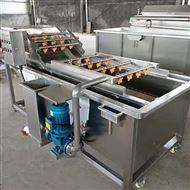 蔬菜清洗流水線設備-果蔬清洗機