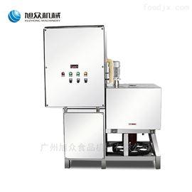 XZ-XL-36旭众厂家全自动制冷打浆机肉丸机配套设备