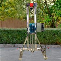 环鑫牌小型实验室分散机全防爆电机型号可选