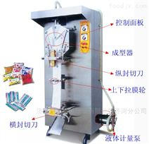 山东液体保鲜袋水剂包装机,立式液体机
