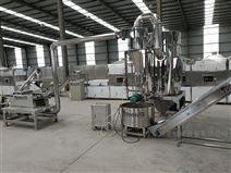 面包糠 雪花片食品膨化加工生产线