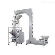 全自动计量鸡精食盐白砂糖调味品立式包装机