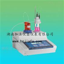 自動酸值測定儀(電位滴點儀)