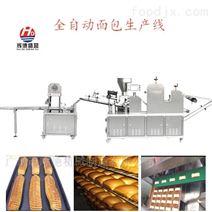 供应辉德机械面包生产线/面包成型设备