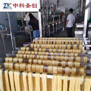 陕西腐竹制作机全自动 多功能腐竹油豆皮机 节能环保型腐竹机质保十年