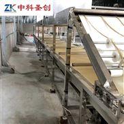 沈阳油皮机 腐竹机厂家定做 大型全自动腐竹机包教技术