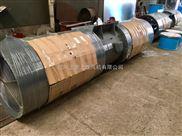 SDS-9-4P-6-27°隧道射流式消防高温排烟风机含2D消声器