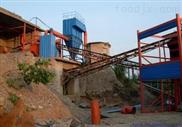 型号齐全-选矿厂制砂机布袋除尘器工艺流程简介