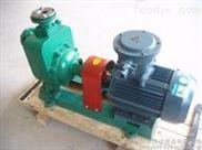 红旗100CYZ-125自吸式离心泵
