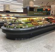 上海水果风幕柜,水果保鲜柜,水果冷藏柜