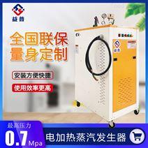 亮普直銷全自動電加熱蒸汽發生器 安全環保