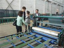 玻镁防火板码垛机设备厂A新型环保装饰板设