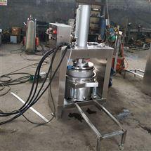 豆腐渣取汁液压压榨机
