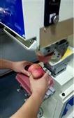 陕西白水苹果印字机旬邑印字苹果机器多少钱