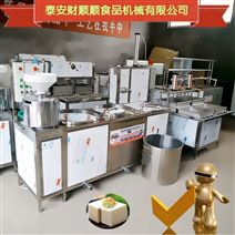 武漢全自動豆腐機做出來的豆腐好吃嗎