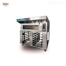 瑞典式烤爐設備 一層兩盤烤爐定制 廠家直銷