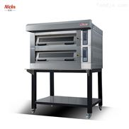 商用披萨层炉定制 两层四盘烤炉电 厂家直销