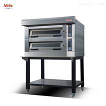 商用披薩層爐定制 兩層四盤烤爐電 廠家直銷