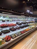 在江津区开一有水果店风幕柜就找晨鹰冷柜