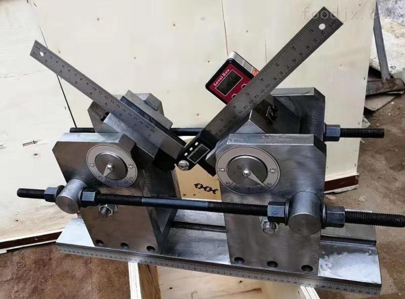 钢筋反向弯曲装置
