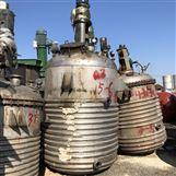 二手8噸全不銹鋼反應釜出售