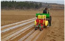 玉米播種機
