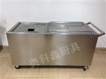 四川廚具廠  移動收餐車
