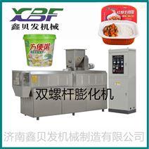 中山 营养米生产设备 免蒸方便米饭机械