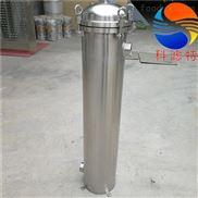 KLT-JM/5-304不锈钢精密过滤器河水自来水高效过滤