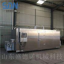 SDN-100毛豆速冻生产线设备