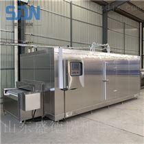 SDN-100毛豆荚速冻生产线