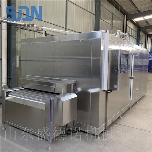 大型水饺速冻机
